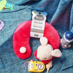 $14.99 (原价$30)Bon Voyage儿童记忆泡沫旅行颈枕 四款可选