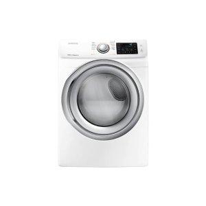 DV5300 7.5 cf gas FL dryer w/ Steam Dryers - DVG45N5300W/A3 | Samsung US