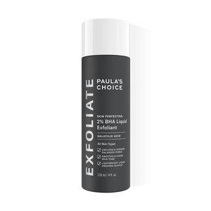 混合皮 油皮Skin Perfecting 2% BHA Liquid Exfoliant