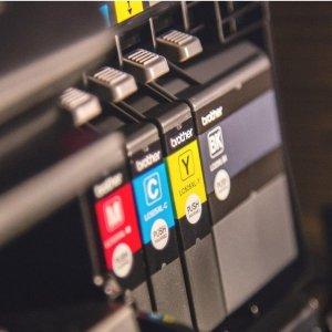 7.2折起 附手动灌墨教程Amazon 打印机替换墨盒大全 HP、CANON、EPSON全都有
