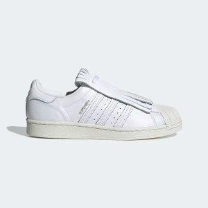 Adidas封面Superstar FR 女款一脚蹬