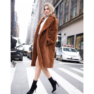 额外7.5折 收封面同款Avec Les Filles 法式优雅新品牌 秋冬外套热卖