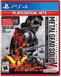 合金装备V 终极体验版 PS4 实体版