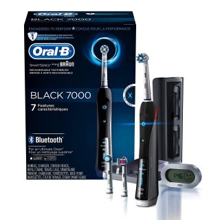 $97.15Oral-B 7000 SmartSeries Rechargeable Power Electric Toothbrush