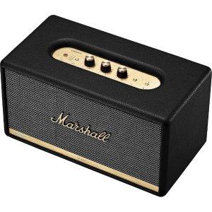 Marshall Stanmore II Voice Wireless Speaker with Amazon Alexa Voice Assistant