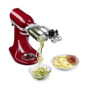 KitchenAidOther 7 Blade Spiralizer Plus with Peel, Core and Slice KSM2APC | KitchenAid