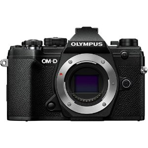 OlympusOlympus OM-D E-M5 Mark III Mirrorless Digital Camera (Body Only, Black)