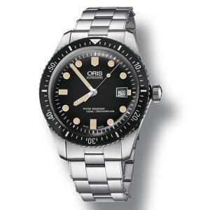 额外减$200+包邮免税豪利时潜水系列机械男表特卖 733机芯