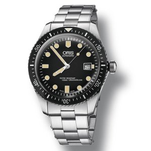 Extra $200 OffOris Divers Automatic Men's Watches 3 styles