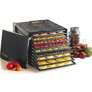 $154.99限今天:Excalibur 9层食品脱水机 蔬果干烘干神器
