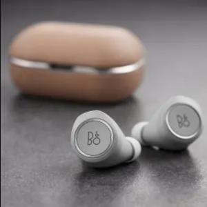 最后1枚!史低€59收无线耳机Bang & Olufsen 丹麦顶级音响 颜值音质满分 送TA最贴心礼物