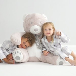 My 1st YearsPersonalized Supersized Bear Soft Toy