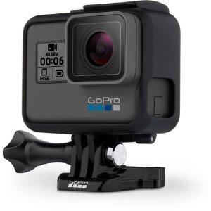 $249 (原价$399)史低价:GoPro HERO6 Black 4K 运动相机