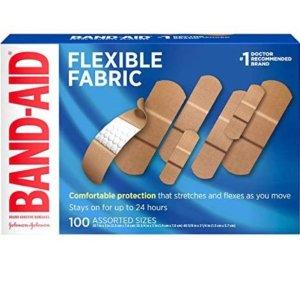 Band-Aid 创可贴 100张 不同尺寸