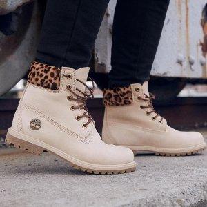 2折起+叠89折 €87收短靴Timberland 秋季小黑五大促 经典大黄靴仅€93收 冬天必备