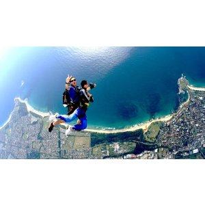 redballoon海滩跳伞-高达15,000英尺-工作日-卧龙岗