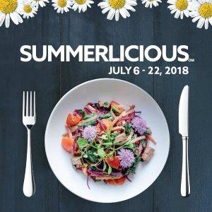 平民价吃顶级餐厅,今年你pick哪一家?最后一周:2018 Summerlicious 多伦多夏日美食节来袭