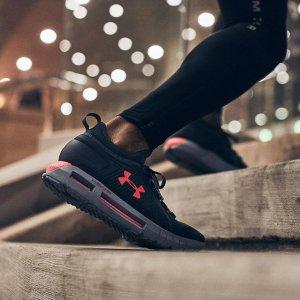 低至6折 $68收轻便跑鞋Under armour 运动鞋专区 时尚与专业的结合