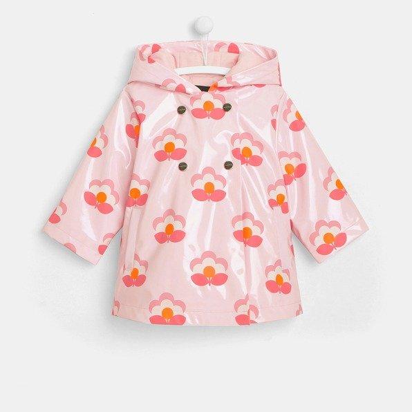 女小童雨衣外套