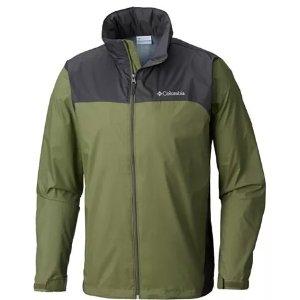$39.99(原价$60)Columbia 男子户外防水夹克促销 多色可选
