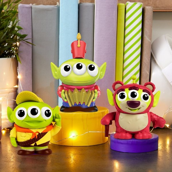 Toy Story Alien Pixar Remix 手办 – Tinny