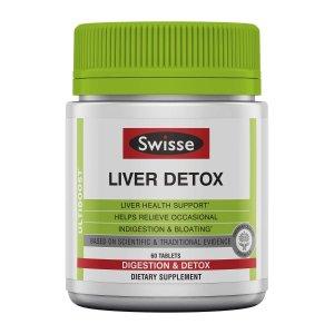 $11.17Swisse Ultiboost Liver Detox 60 Ct