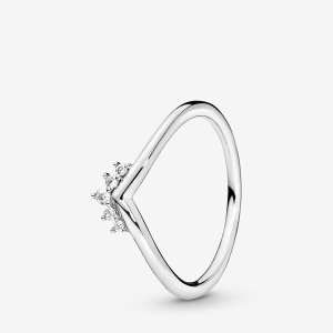 Pandora许愿骨戒指