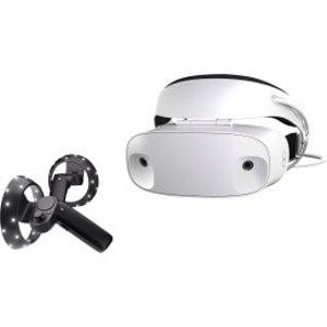 $199 (原价$449)Dell Visor 混合现实眼镜 + 手柄套装