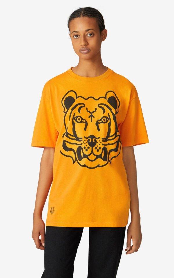 K-Tiger T恤