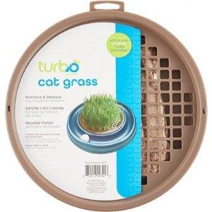 BerganTurbo Scratcher Cat Grass