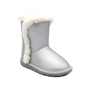 TRUE CRAFT女童雪地靴