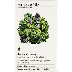 买3付2+额外9折 £34.8/盒疑似八哥价:Perricone MD 裴礼康超级绿果蔬冲剂