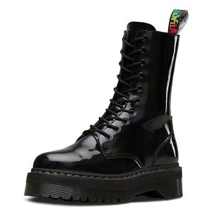 Dr. Martens10孔Jadon Rainbow 马丁靴