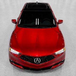 手工本田真香 售价竟很合理纽约车展  2020 Acura TLX PMC Edition NSX技师手工打造