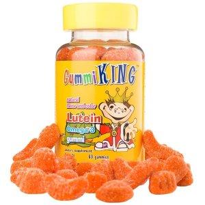 Gummi King Lutein Omega-3 Gummi, 60 Gummies