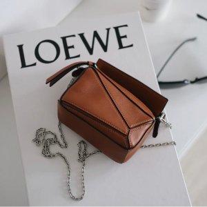 LoewePuzzle 焦糖色链条