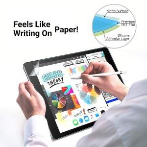 $25.99起  多尺寸可选ZOEGAA iPad 类纸膜2片装   iPad手写、绘画标配