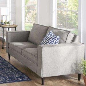 Better Homes & Gardens 超舒适60英寸双人沙发 外套可拆洗
