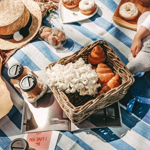 青团6只仅£8 超美野餐盘£3/12个英国野餐好物推荐 零食、甜点、饮料折扣汇总