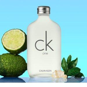 3折起+新人首单9折,经典香水£13入Lloyds Pharmacy 夏季大促 Calvin Klein 香水超低价 银色山泉平替