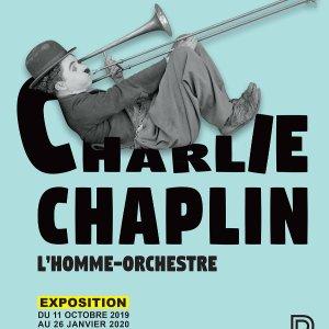 截止到2020年1月26日巴黎卓别林音乐展 体味伟大天才喜剧大师的黑白人生