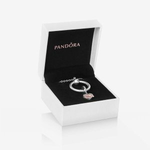 PandoraSparkling Infinity Jewelry Gift Set