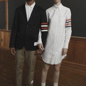 低至3折 经典小白鞋再降价折扣升级:Thom Browne 低调中的经典 时尚达人必备
