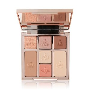 Charlotte TilburyNEW! LOOK OF LOVE - INSTANT LOOK IN A PALETTEPRETTY BLUSHED BEAUTY