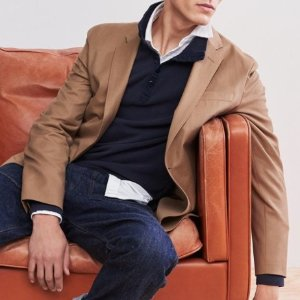 Up to 50% OFF+Extra 40% OFFJ.Crew Men's Clothing Clearance Sale