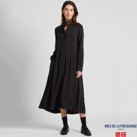 Uniqlo 衬衫长裙