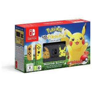 Nintendo《精灵宝可梦 皮卡丘》限定版