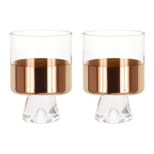 Tom DixonTank Low Ball Glasses - Set of 2