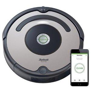 iROBOT闪购 结束时间见商品页 677 扫地机器人