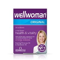Vitabiotics Wellwoman 复合维生素